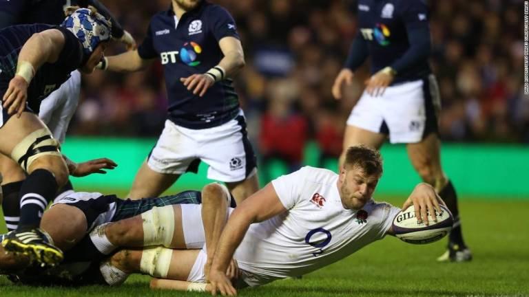 England's 18th Consecutive Win Ties All Time Winning Streak