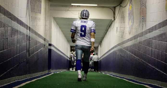 Dallas Cowboys' Quarterback, Tony Romo Announces Career Shift