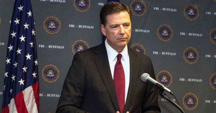Trump Fires FBI Director James Comey Citing Russia and Clinton Email Investigations