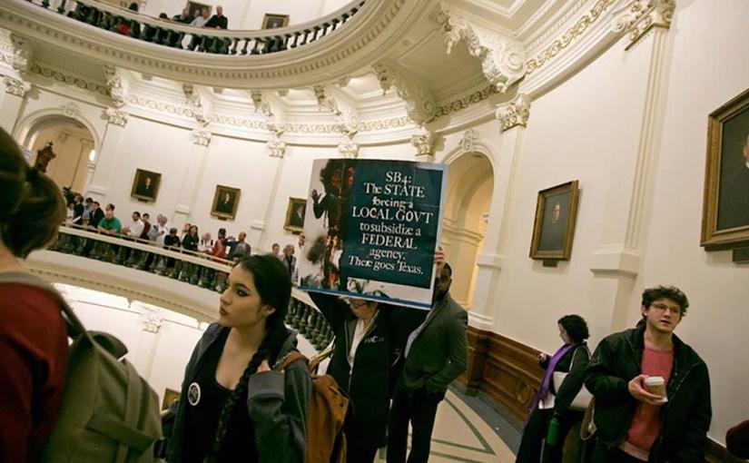 "Border City, County Sue Texas Over ""Sanctuary"" Law"