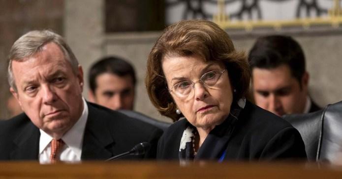 Senators Durbin and Feinstein Call on Rosenstein to Appoint Special Prosecutor or Resign
