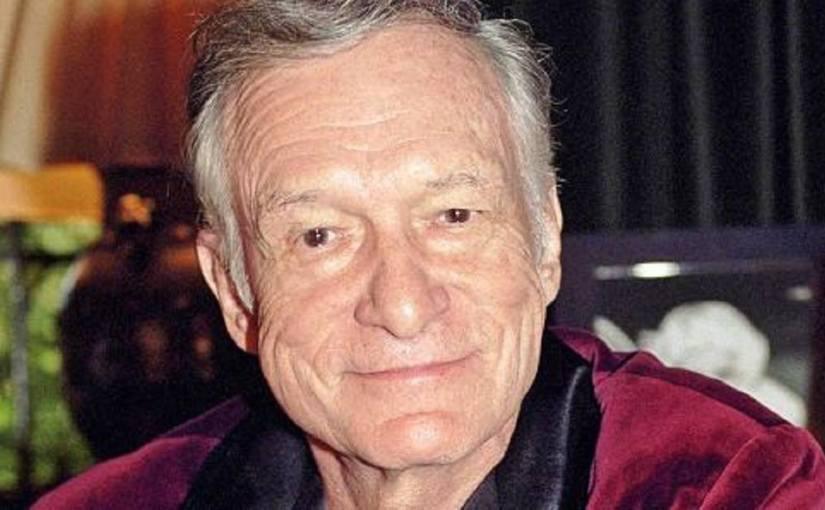 Hugh Hefner, Dies Peacefully in His home at the Age of 91