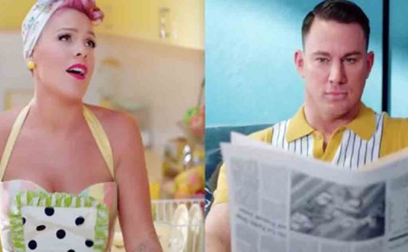 WATCH: P!nk's New Music Video For Beautiful Trauma is Sizzling Hot!!