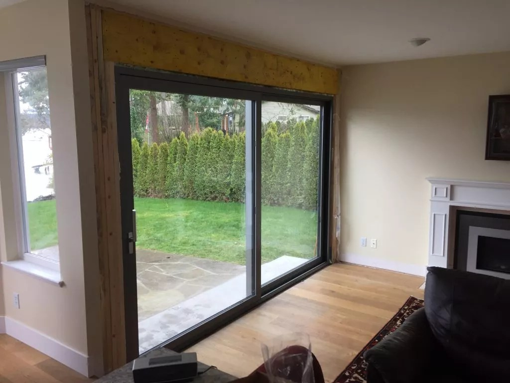 Large Glass Slider Pacific View Windows And Doors