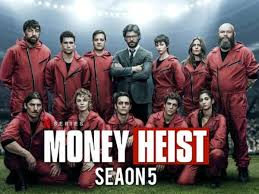 money heist season 5 english subtitles