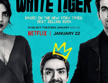 The White Tiger 2021 subtitle