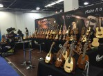 Ohana 'Ukuleles impressive display (see Ken Middleton hiding?)