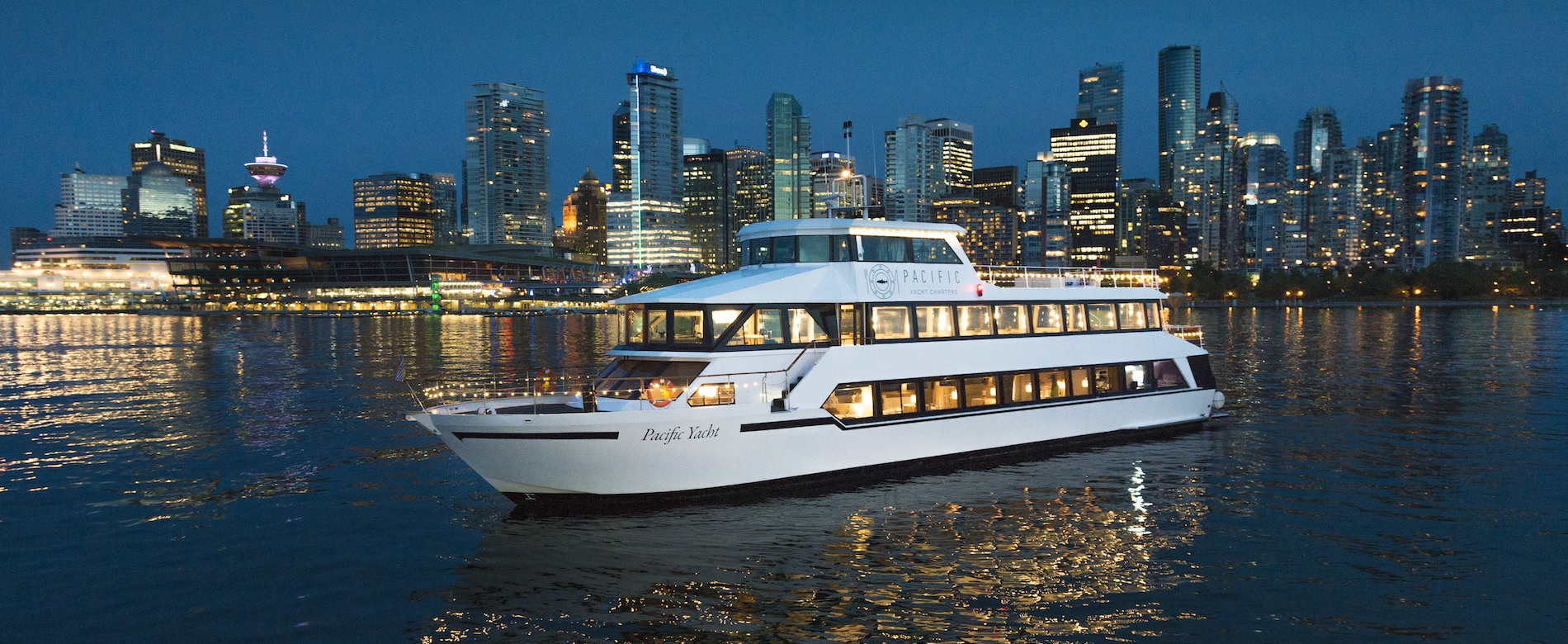 Charter A Yacht In Vancouver FAQ Pacific Yacht Charters