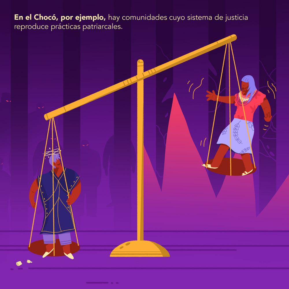 Cómic_mujeres_indígeas_chocó_3