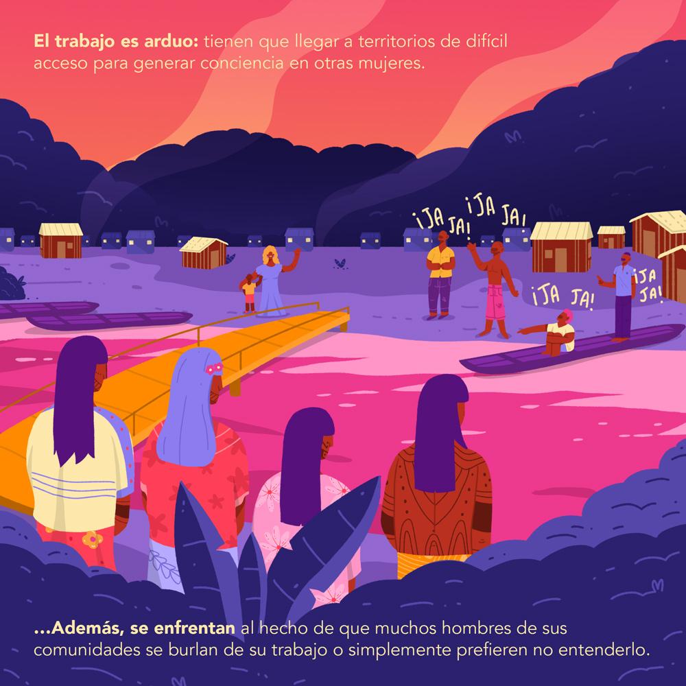 Cómic_mujeres_indígeas_chocó_7