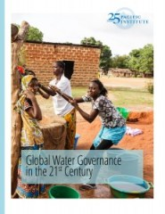Global Water Governance in the 21st Century