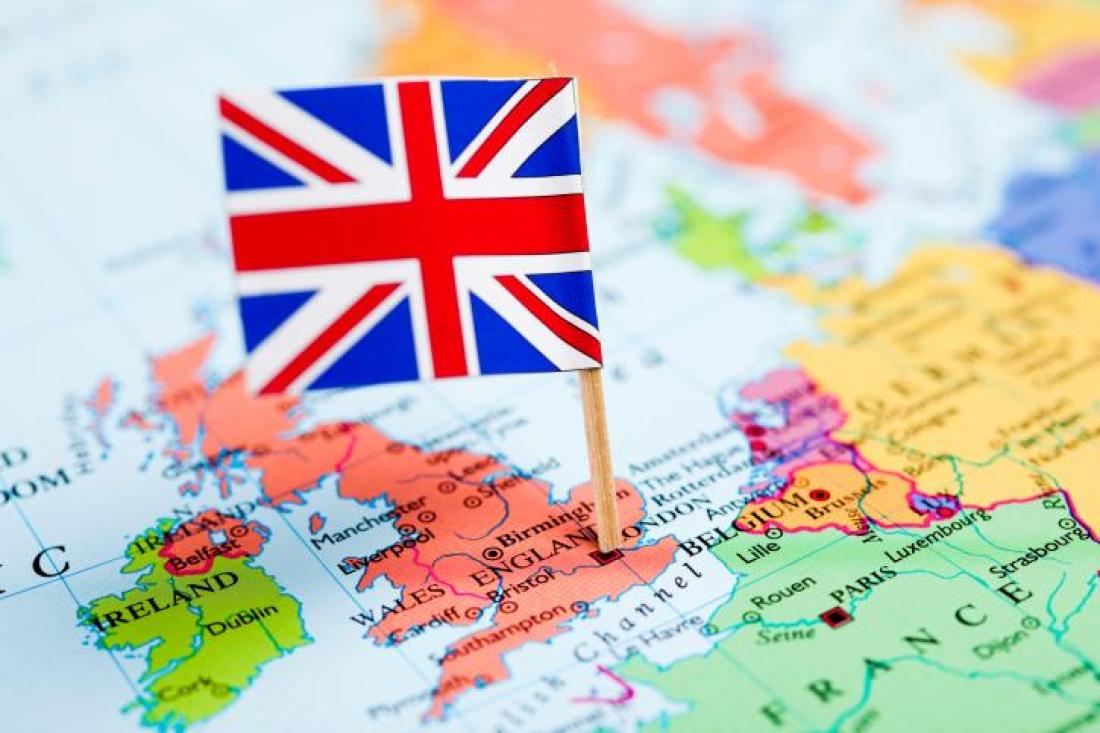 Shipping Cargo and Packages to England