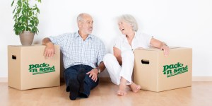 Moving Companies Guide for Seniors Downsizing Without The