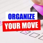 Organization – The Hardest Part of Moving