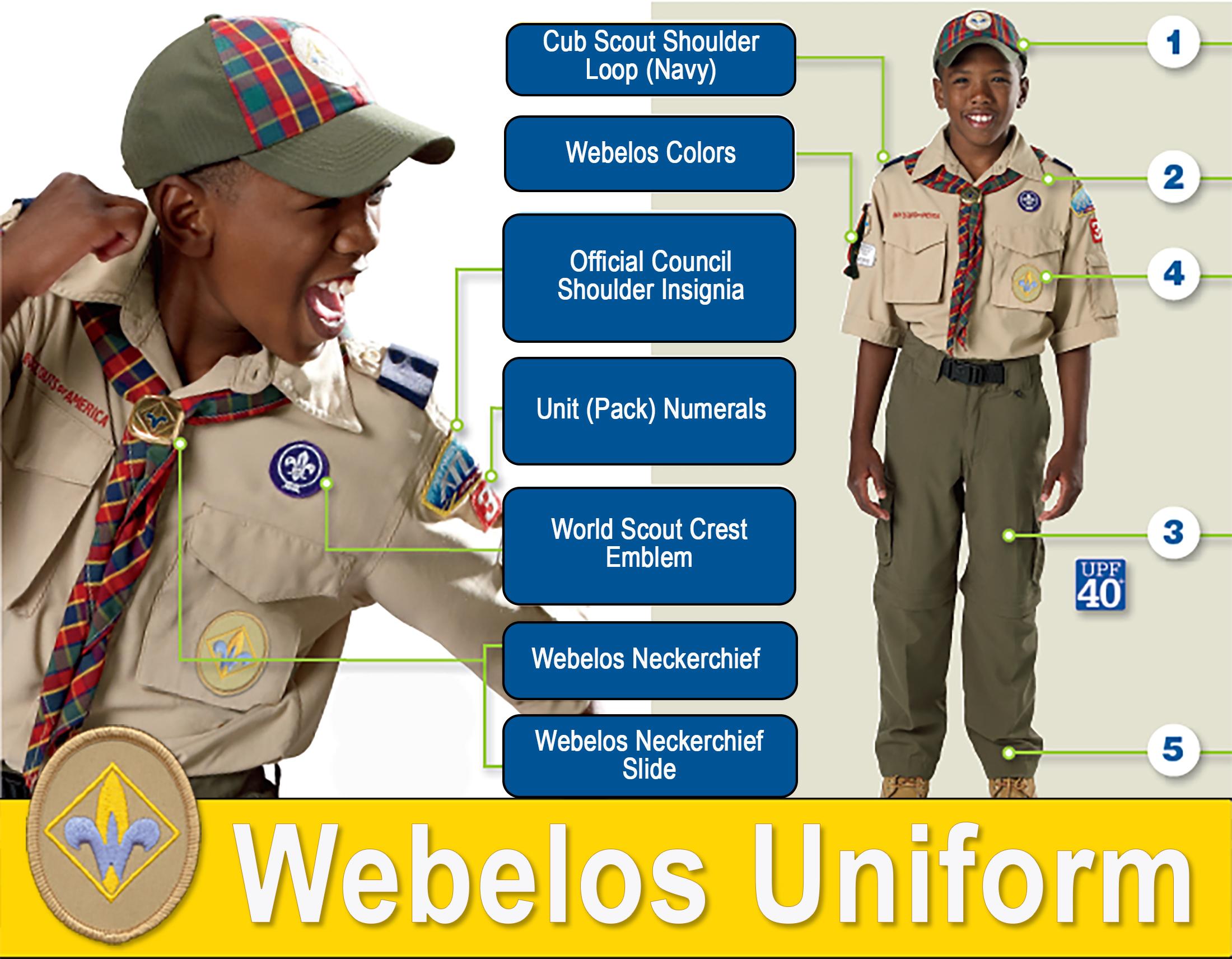Cub Scout Uniform Cub Scouts
