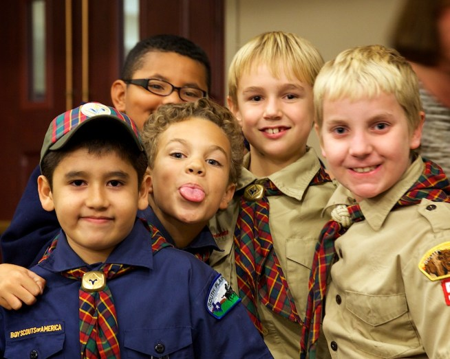 Christmas Party | Pack536Lubbock | 15