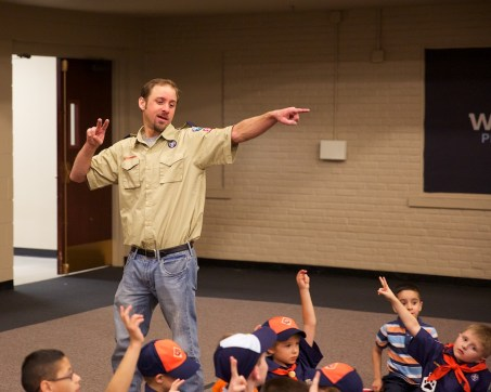 Christmas Party | Pack536Lubbock | 27