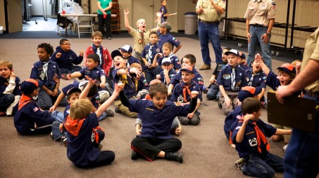 Christmas Party | Pack536Lubbock | 29