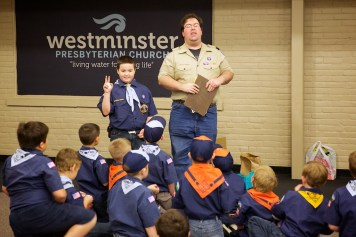 Christmas Party | Pack536Lubbock | 31