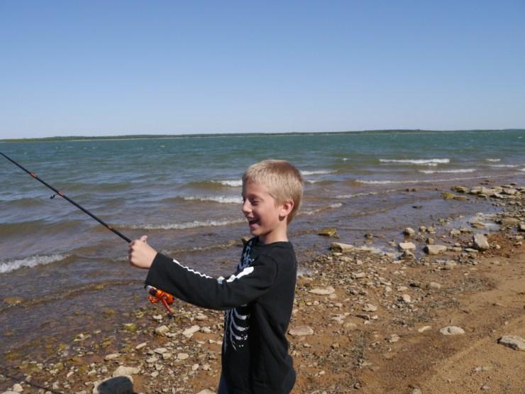 We fish. A lot.
