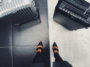 New tiled floors