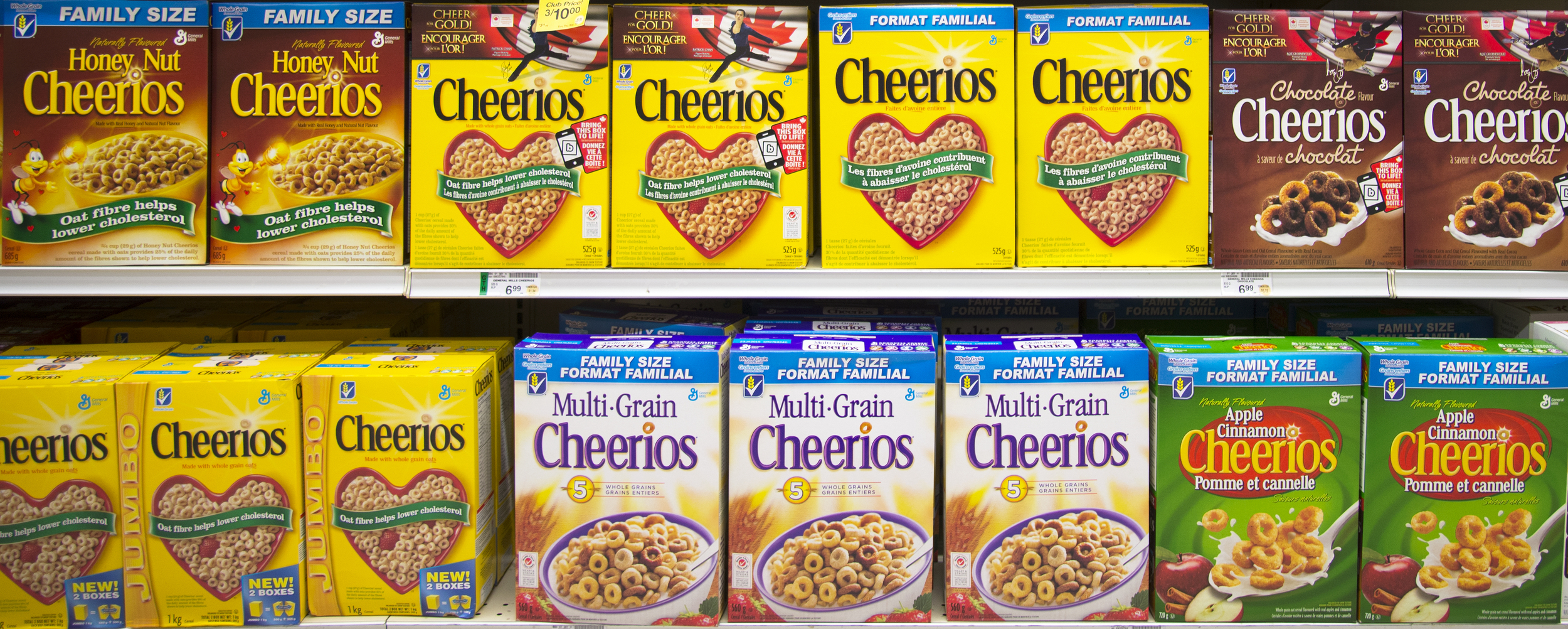 Old Brands Battle Consumer Trust Issues