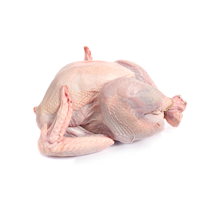 Large Quarter Dressed Turkey 2.5-3.5kg