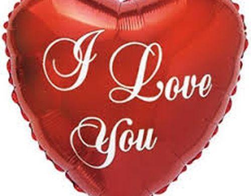 Love & Valentine Balloons