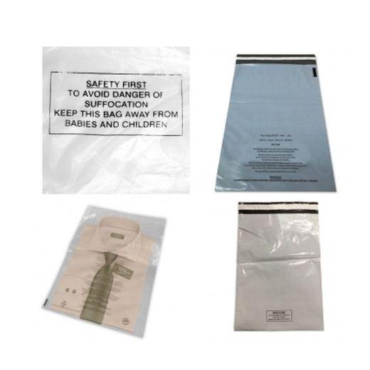 Printed Warning Bags