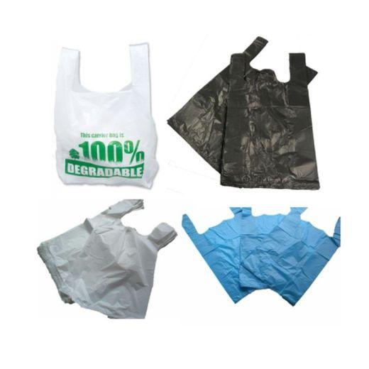 Vest Carrier Bag