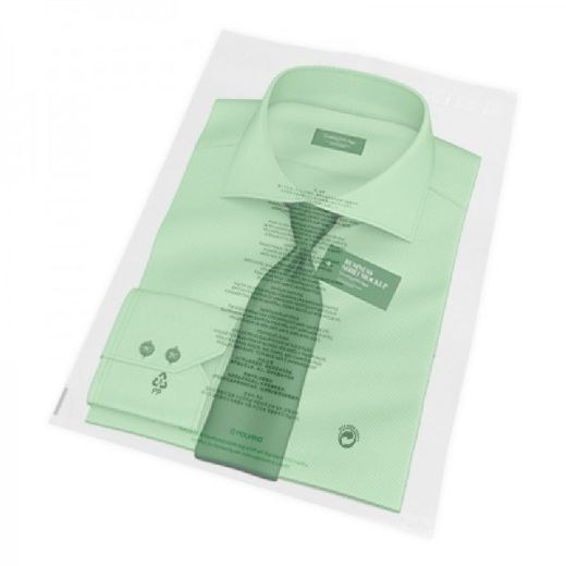Oxo-Biodeg​radable Clear Garment Bags