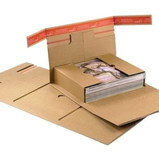 Book Wraps & Eco Mailers