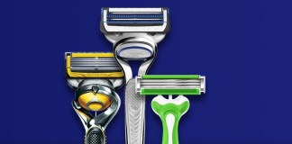 Gillette Recycling program with Loop-PackagingGURUji