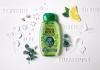Garnier Ultra Gentle 5 Plants - Renovation of a refreshing shampoo-PackagingGURUji