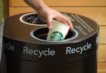 Recycling and Reducing Waste program by Starbucks-PackagingGURUji
