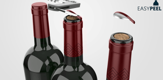 Easypeel-capsule-for-Wine-bottle-by-Amcor-PackagingGURUji