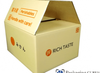 Innovate the Corrugated Fibre board with new coating - PackagingGURUji