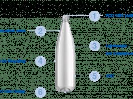 Innovative reusable PET bottle, bottle design for reusable pet, 1-liter reusable pet bottle, Innovative reusable PET, innovative bottle