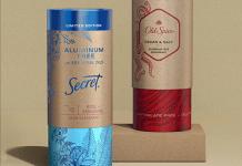 Plastic-Free Deodorant Packaging, Deodorant Packaging, Paper tube packaging, aluminum-free deodorants, Gen Z