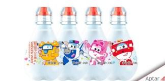 sports closure for water bottle, unique classic sports closure, Zero Impurity Water Bottle