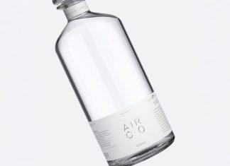 Diamond Award for Air Company, Diamond Packaging Award, Air Company, World's First Carbon-Negative Vodka Brand,