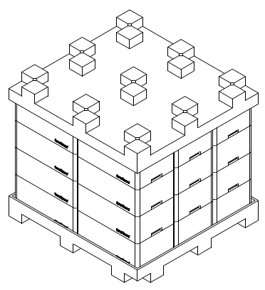 Transguard tote sketch