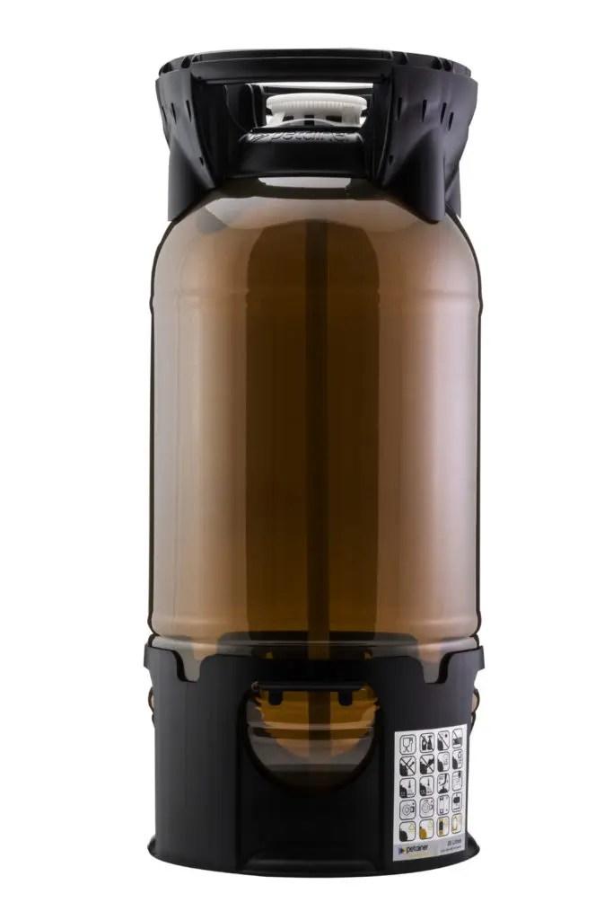 Versatile PET keg unveiled by Petainer  Packaging Scotland