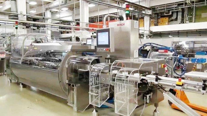 Bosch packaging units