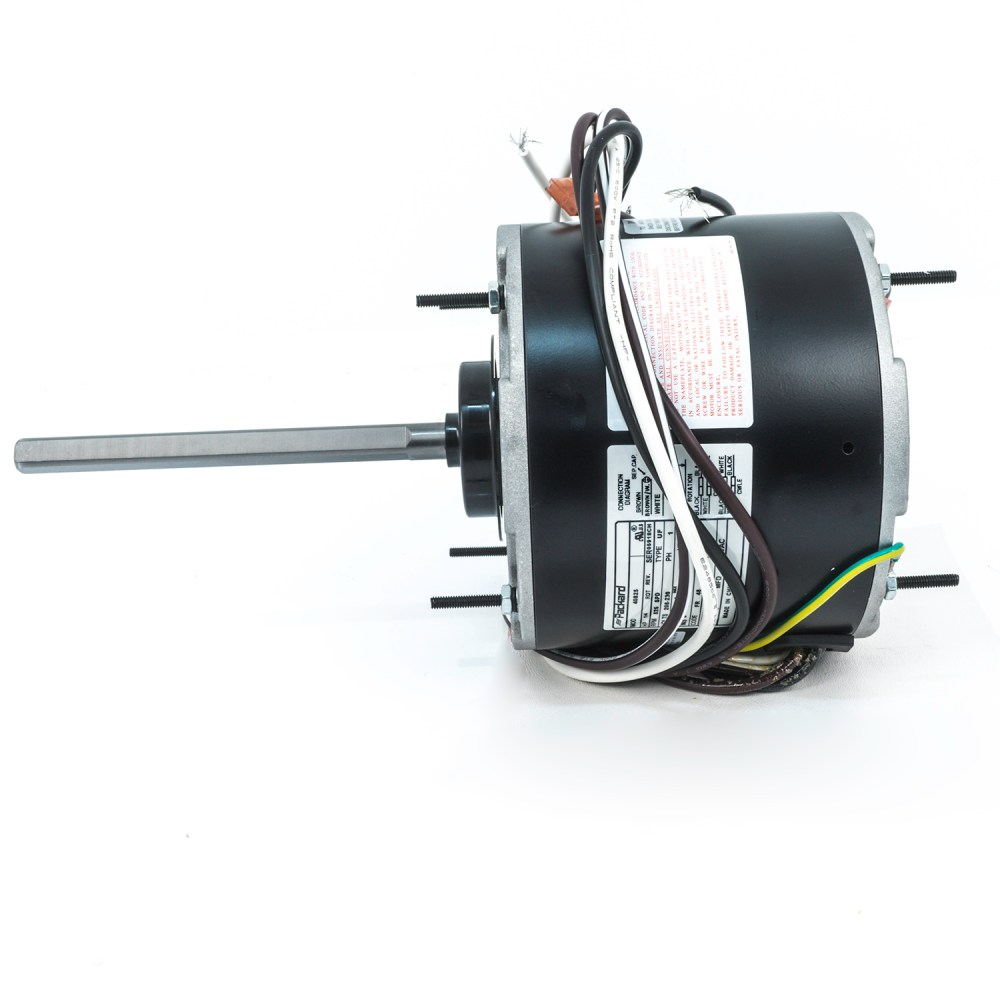 medium resolution of 5 5 8 diameter condenser fan motor 1 4 hp 208 230 volts 825 rpm wiring diagram in addition goodman condenser fan motor 1 4 hp on