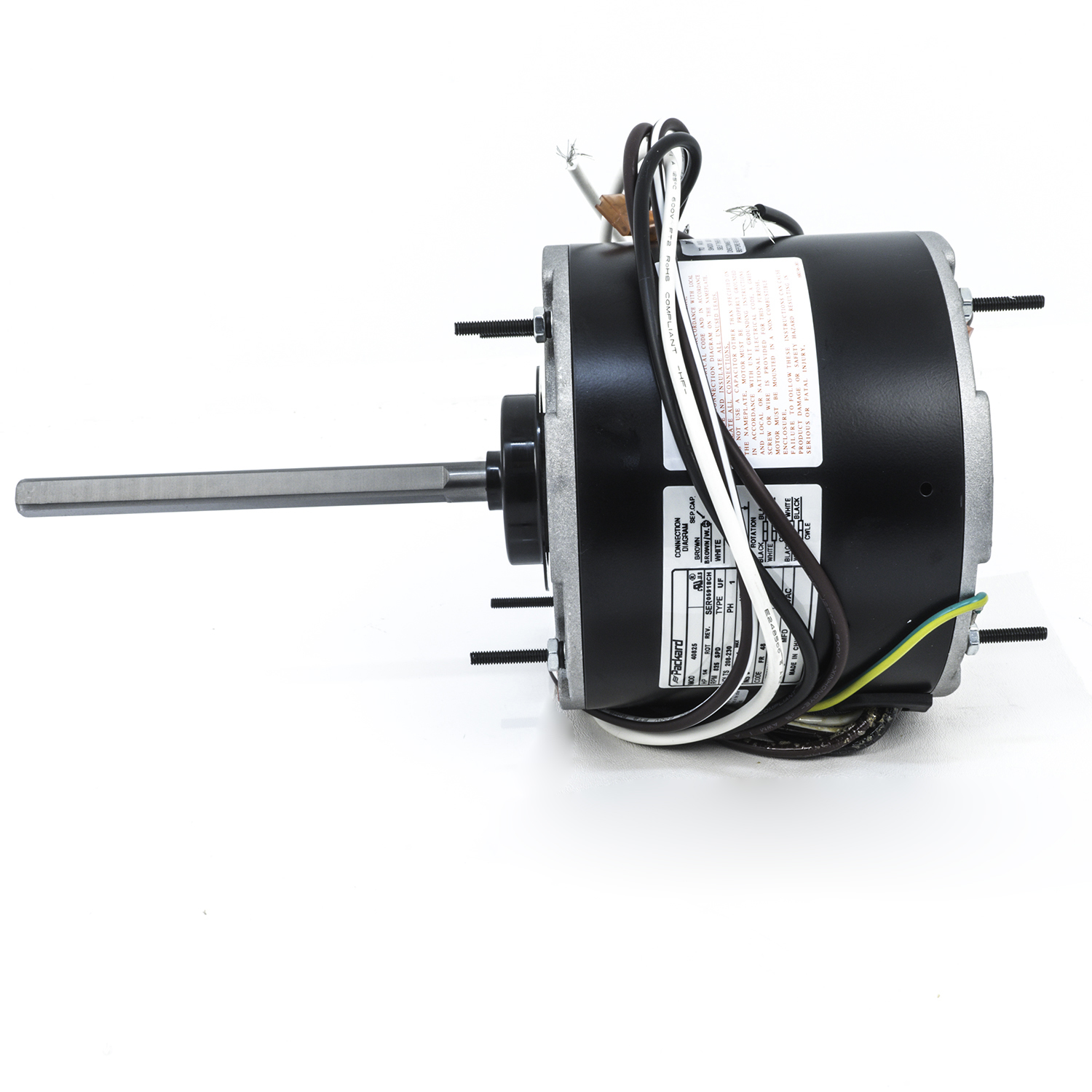 hight resolution of 5 5 8 diameter condenser fan motor 1 4 hp 208 230 volts 825 rpm wiring diagram in addition goodman condenser fan motor 1 4 hp on