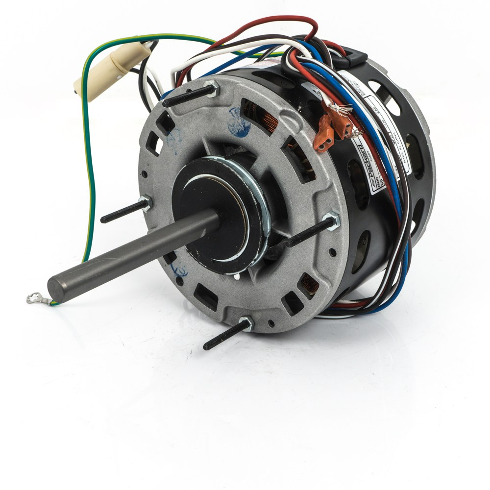 medium resolution of 48 frame direct drive blower motor 1 3 hp 115 volts 1075 rpm packard online
