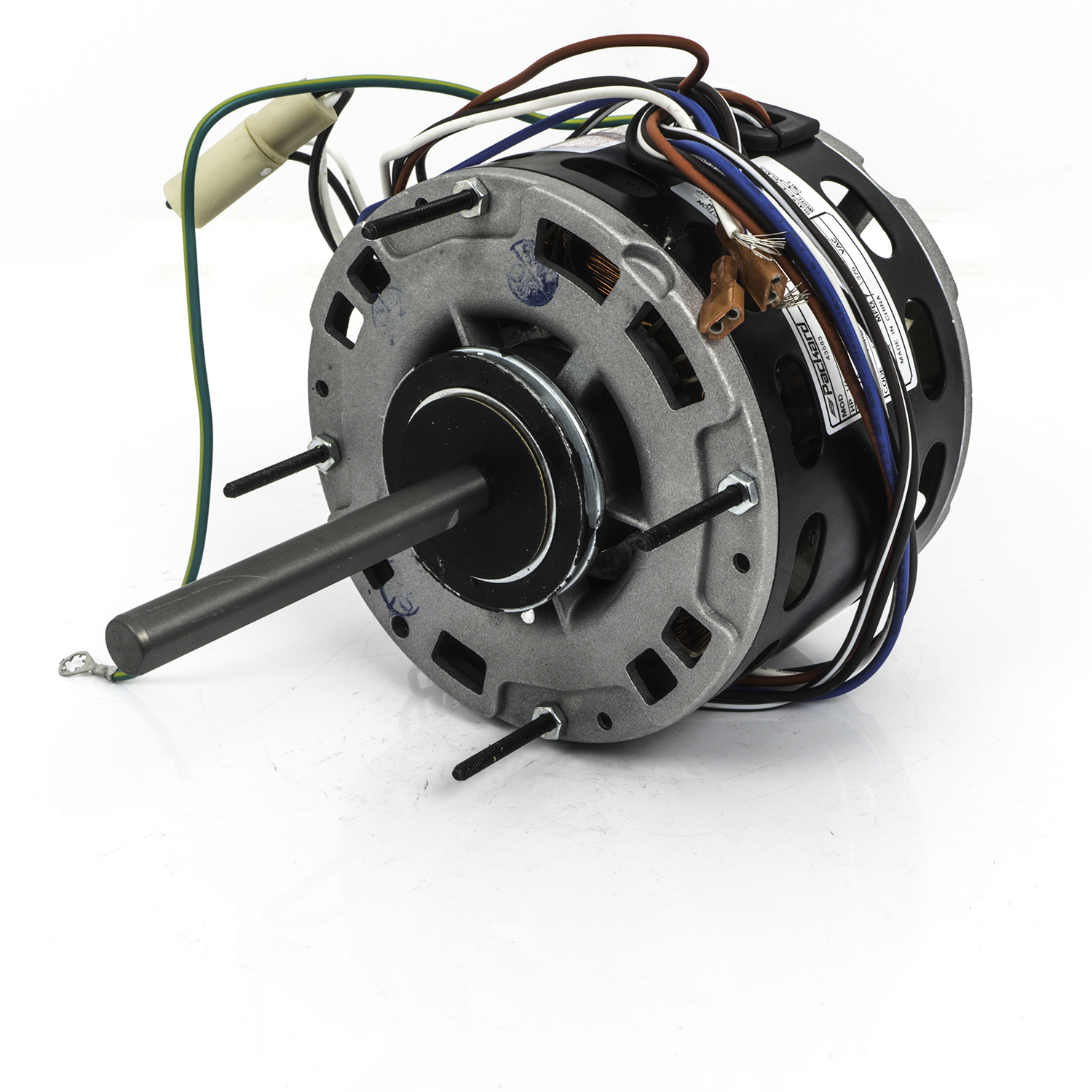 hight resolution of 48 frame direct drive blower motor 1 3 hp 115 volts 1075 rpm packard online