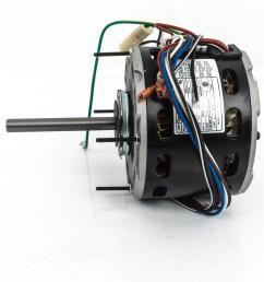 48 frame direct drive blower motor 1 3 hp 115 volts 1075  [ 1500 x 1500 Pixel ]