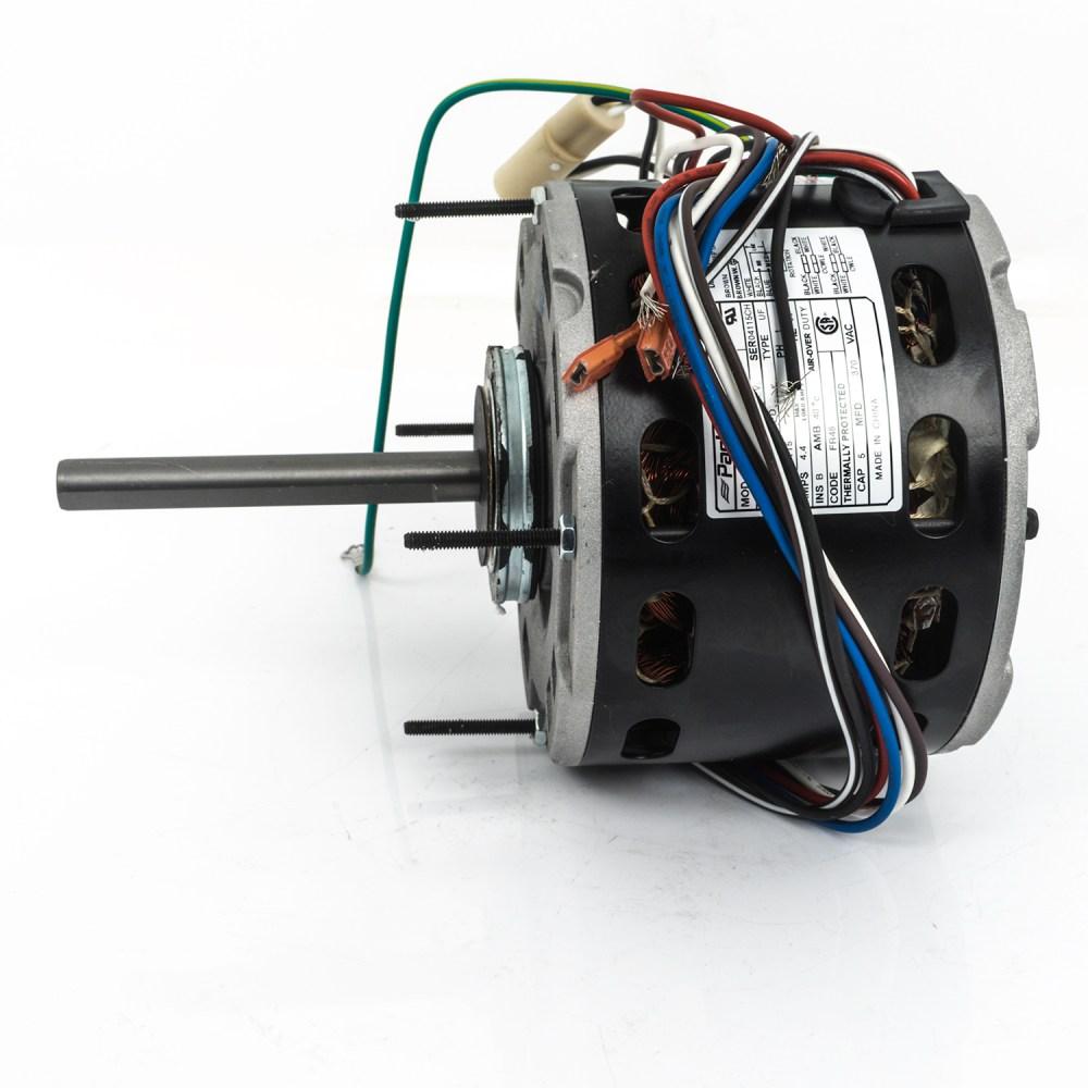 medium resolution of  48 frame direct drive blower motor 1 3 hp 115 volts 1075